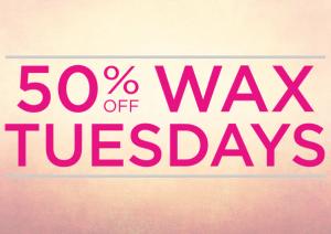 Wax Tuesdays