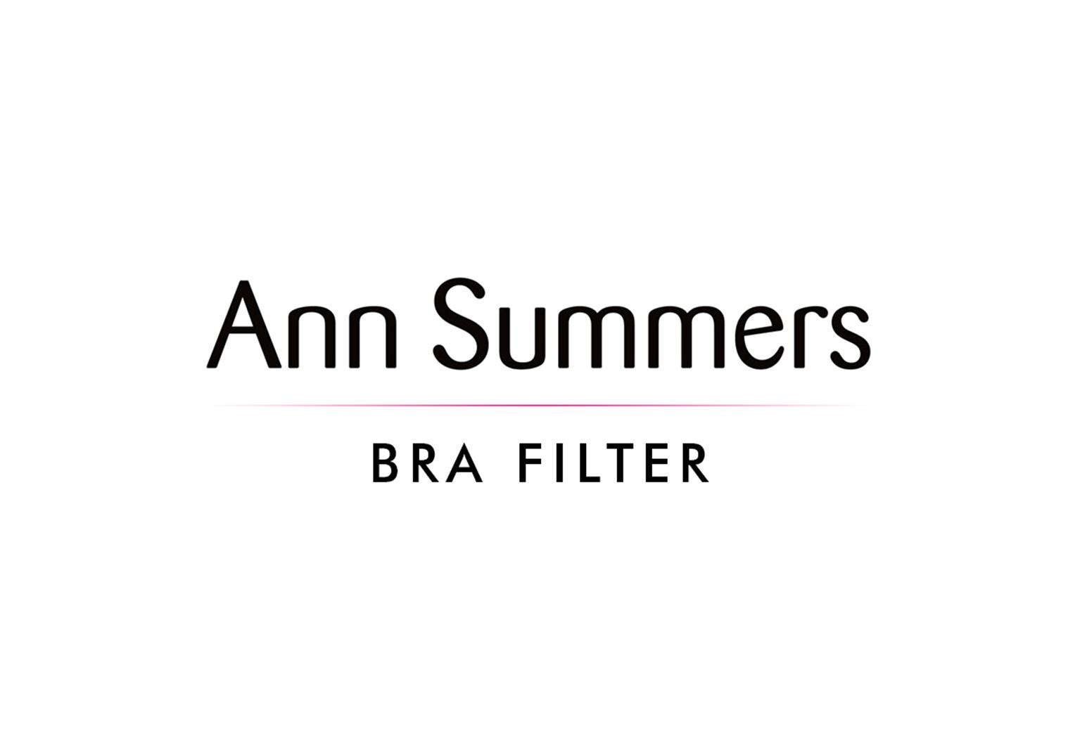 Ann Summers - Bra Filter